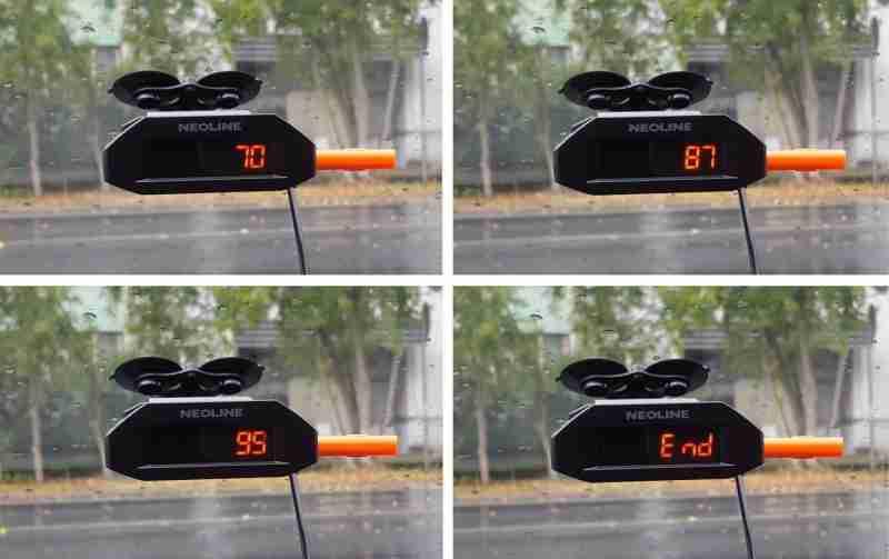 Радар-детектор neoline x-cop 3100 - детектирование радаров х, к, ка, стрелка, светодиодный дисплей, автоприглушение звука, компактные габариты, выборочное отключение диапазонов, собран в южной корее - автомобильный журнал