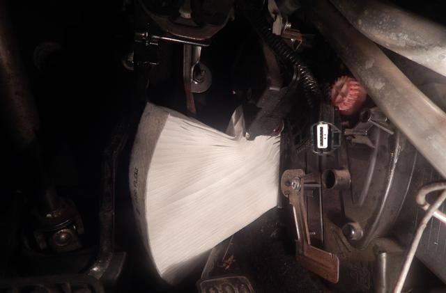 Салонный фильтр ниссан кашкай: где находится, замена - автоэксперт
