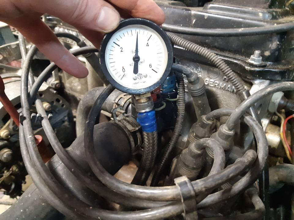Давление масла в двигателе: норма и признаки неисправности