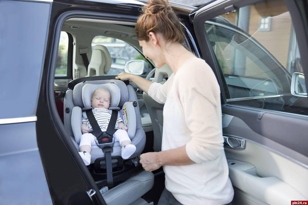 5 советов, как установить и закрепить детское автокресло