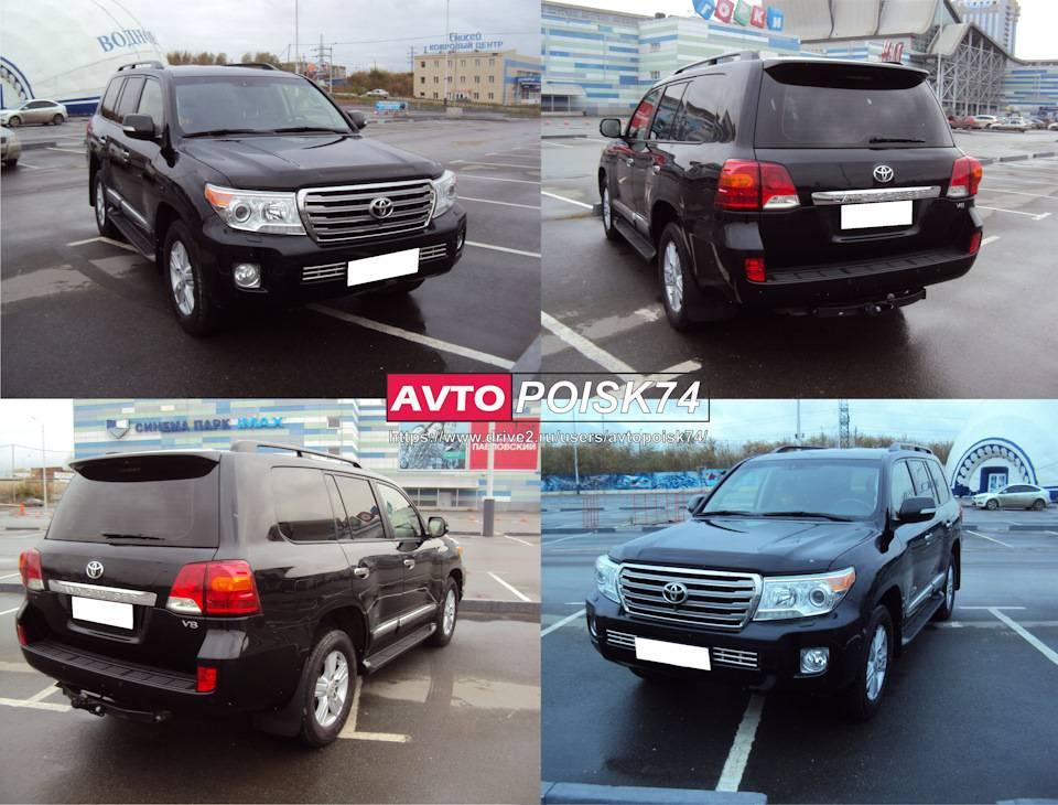 Toyota land cruiser j100 (1998-2007) – на все случаи жизни