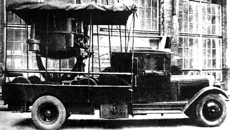 Пожарный автомобиль амо ф 15. cкопированные, но советские: редчайшие военные автомобили амо