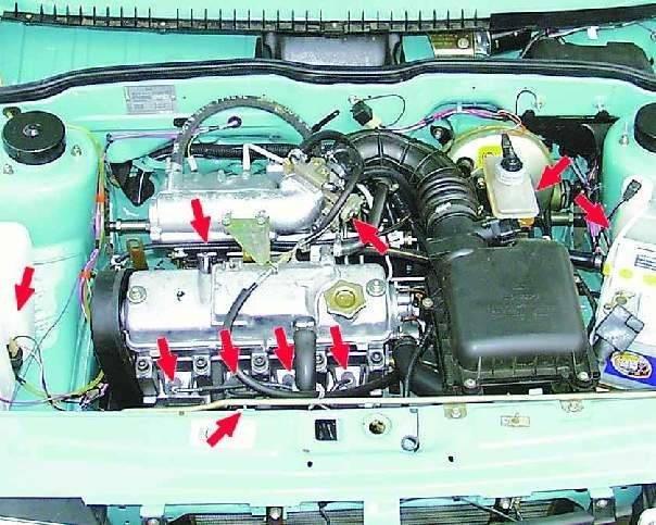 21081 – двигатель ваз 1.1 литра | otoba.ru