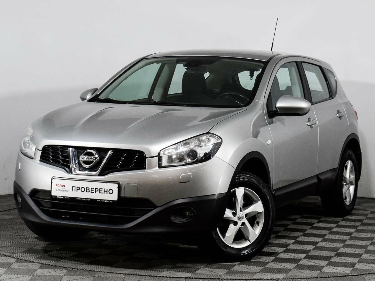 Nissan Qashqai стал бестселлером продаж в июне