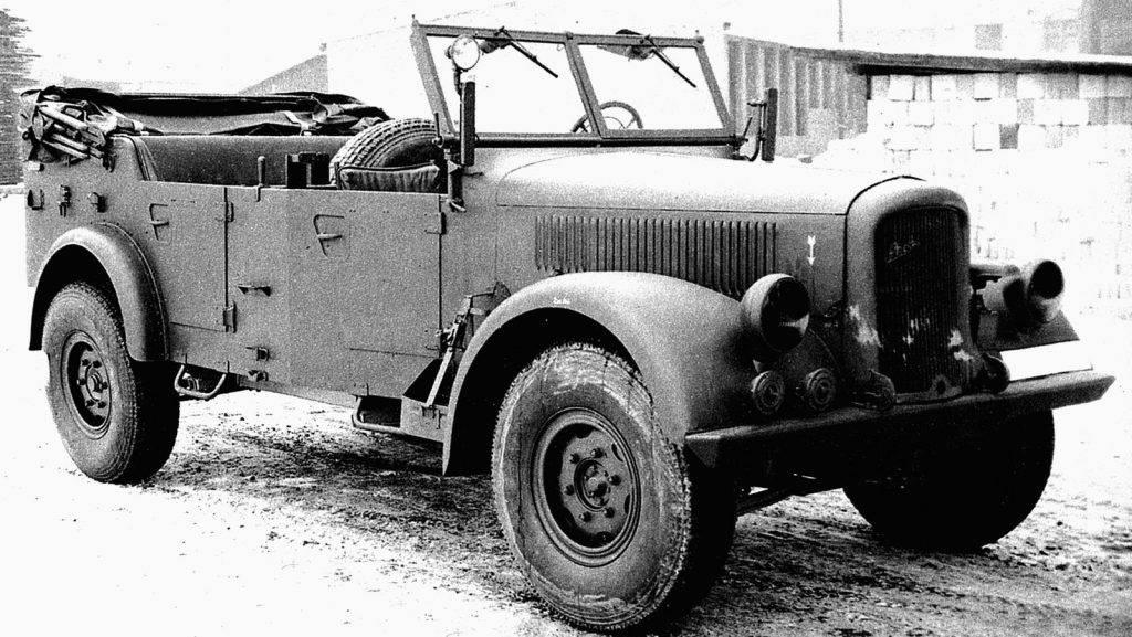 Испытано в ссср. полноприводный грузовик praga v3s. чехословакия - альтернативная история