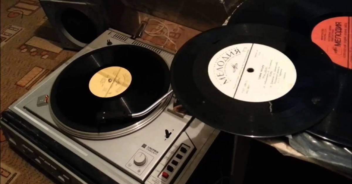 Как записывают звук на виниловые пластинки