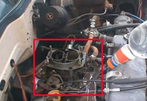 Ремонт ваз ваз ока : ремонт карбюратора