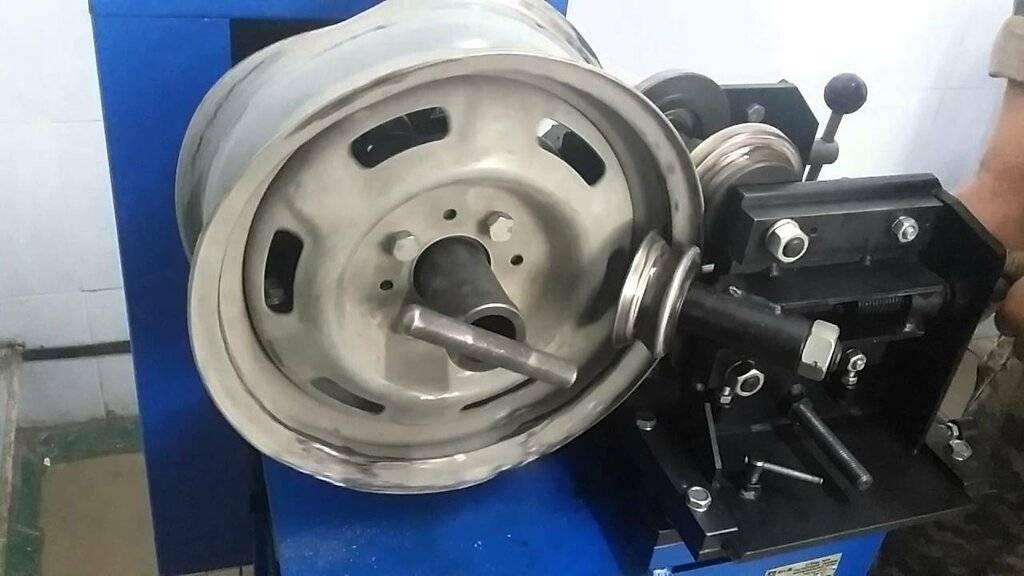 Ремонт колесных дисков, стоит ли проводить ремонт дисков автомобиля