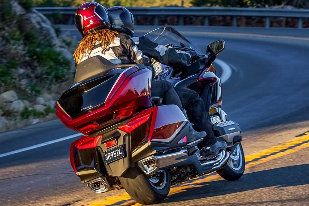 Информация по мотоциклу honda gl1500 gold wing