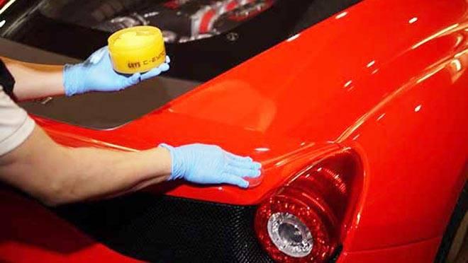 Надёжная защита кузова автомобиля в зимнее время