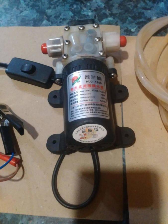 Микронасос для замены масла с чистыми руками: испытываем в деле. как сменить масло в двигателе без смотровой ямы или подъемника насос для откачки масла из кпп