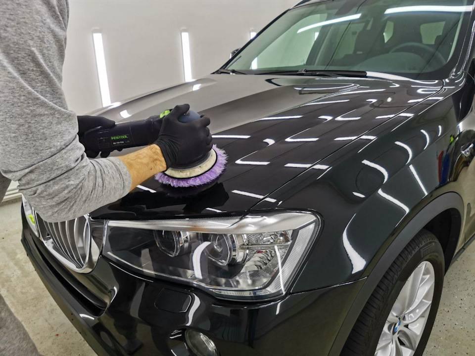 Как изготовить полироль для кузова автомобиля своими руками