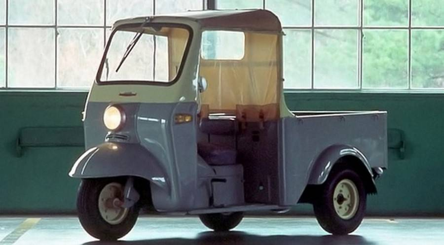 «без одного колеса»: самые известные трехколесные автомобили, которые вошли в историю мирового автопрома. часть 1 - авто гуру