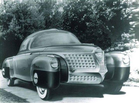 Автомобили 40-х годов ✪ топ-14 самых красивых - peremotka