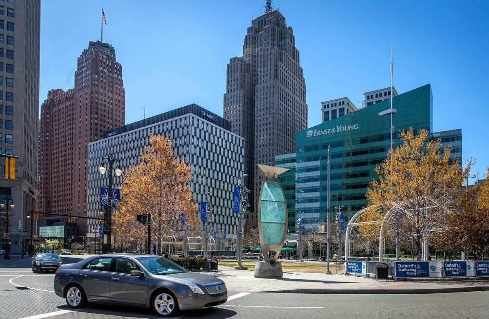Детройт: почему богатейший город, превратился в город-призрак