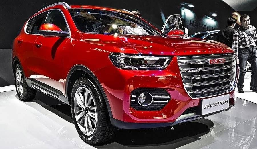 Рейтинг лучших китайских автомобилей 2021 года