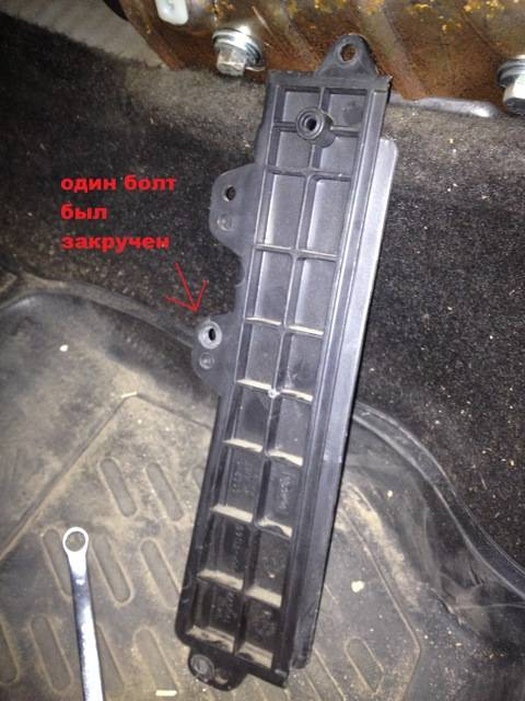 Замена салонного фильтра на форд фокус 2