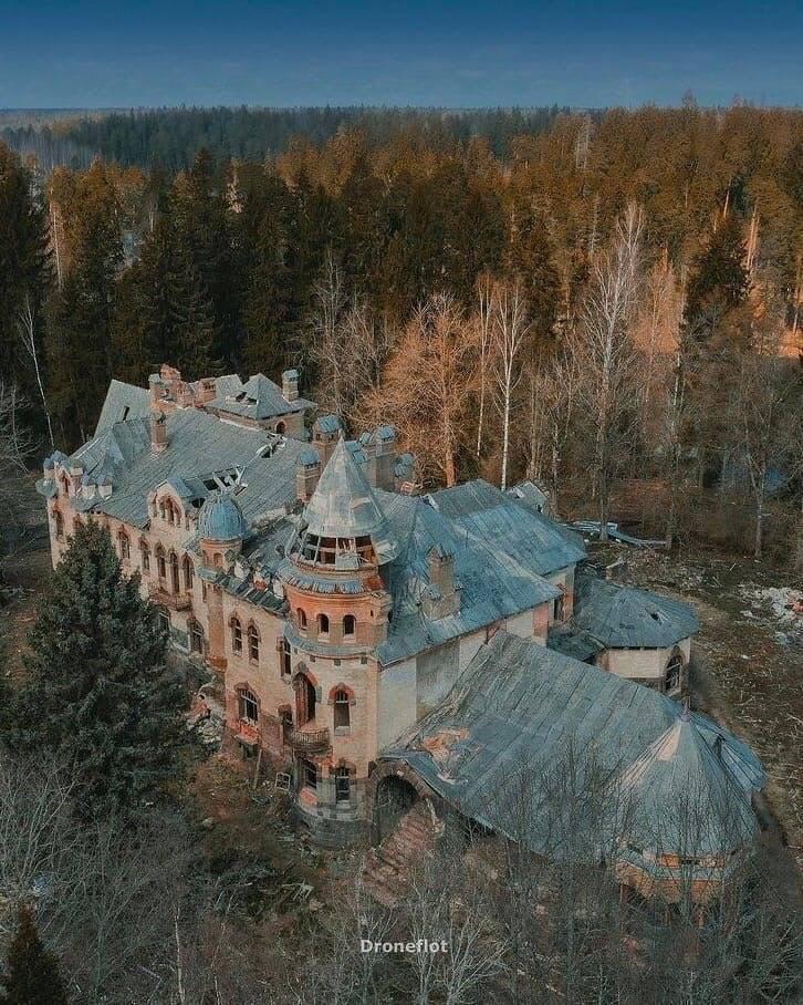 25 интересных мест ленинградской области