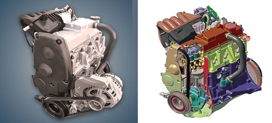 Двигатель 11183 автоваз: характеристики, неисправности и тюнинг