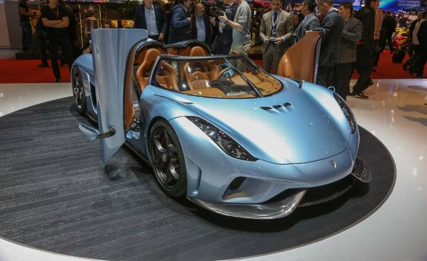 Гиперкар koenigsegg one:1 обещает побить veyron supersport. суперкары в деталях: koenigsegg, шведская жара koenigsegg где производят