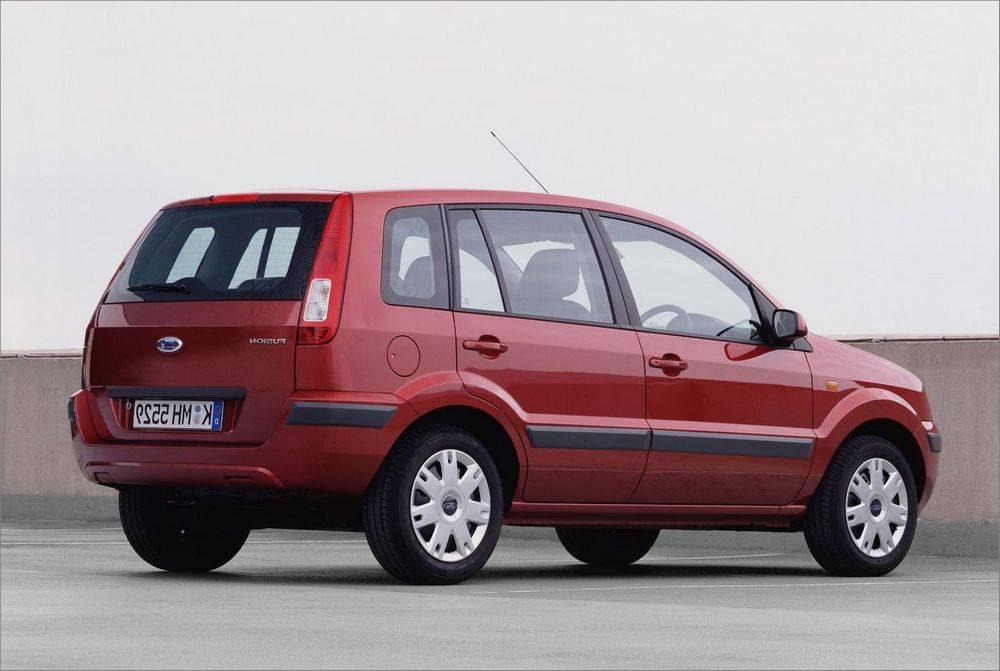 Фиеста, которая хотела стать джипом: выбираем ford fusion с пробегом