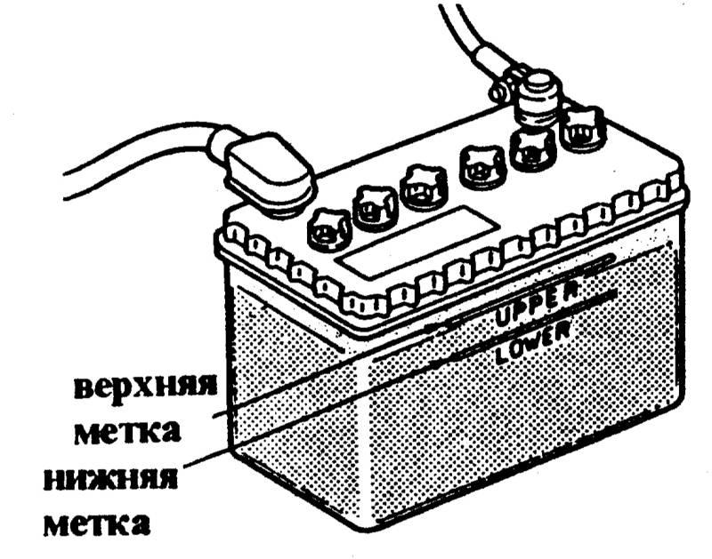 Замена электролита в аккумуляторе - что это такое, когда нужна, меры предосторожности