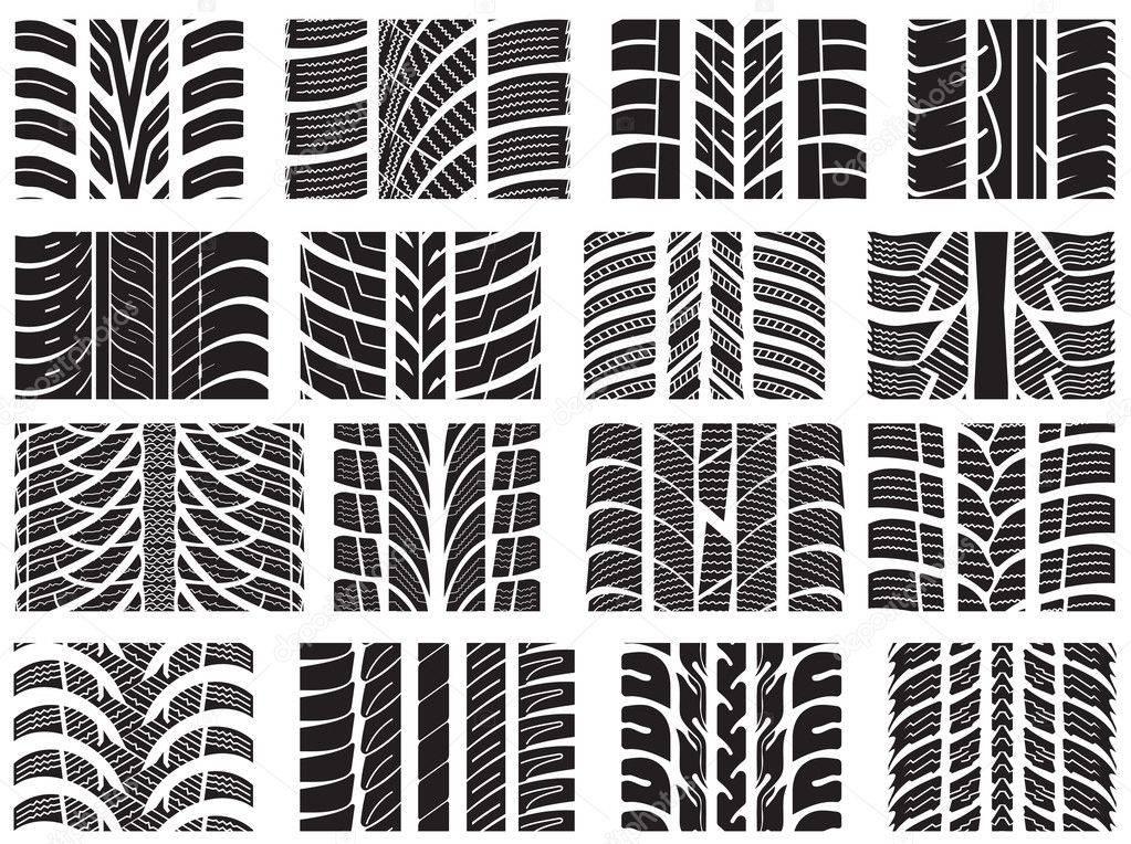 Что такое симметричный рисунок протектора? (видео)