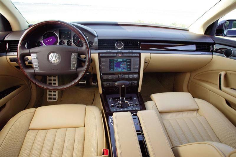 Volkswagen Phaeton: плюсы и минусы «дешевого премиума»