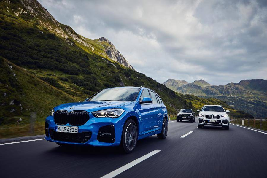 BMW продолжает активную электрификацию своих авто, скоро новые модели гибридов поступят в продажу