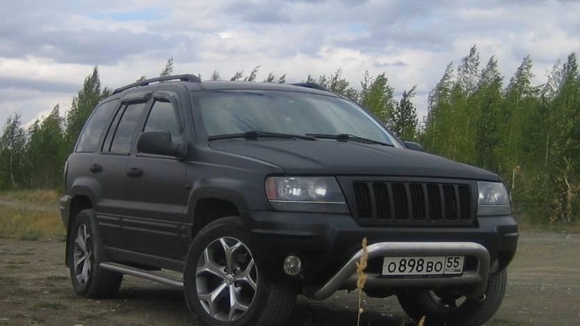 Jeep grand cherokee wj (1998-2004) - проблемы и неисправности