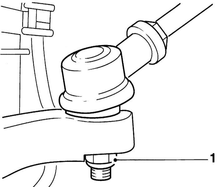 Как снять рулевой наконечник без съемника?