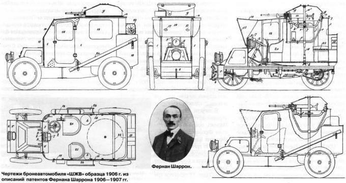 Бронеавтомобиль накашидзе-шаррон — викивоины