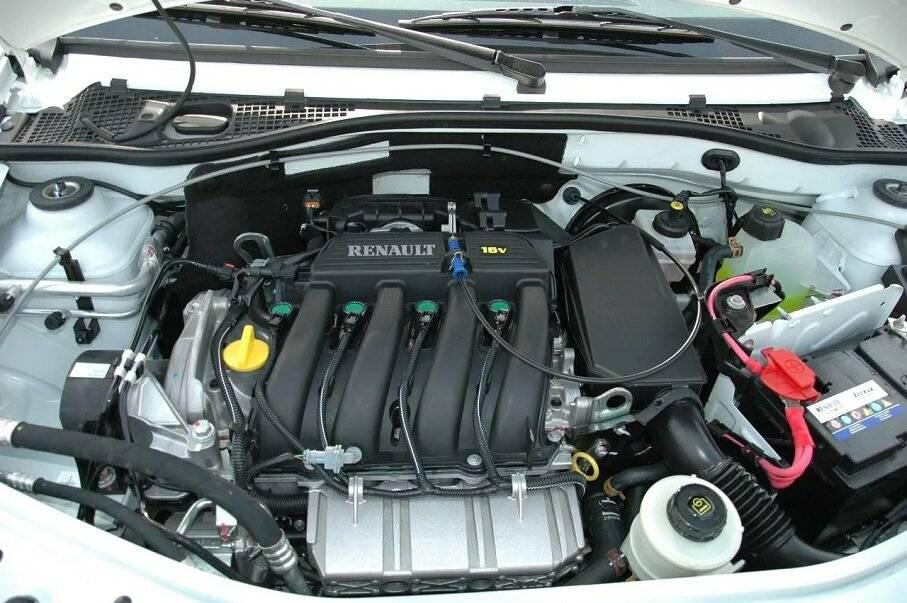 Двигатель рено логан 2: плюсы, минусы, ремонт - новый logan