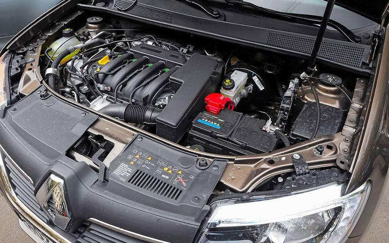Renault logan 1.4, 1.6 – 8 и 16 клапанные расход топлива, бензина на 100 км.