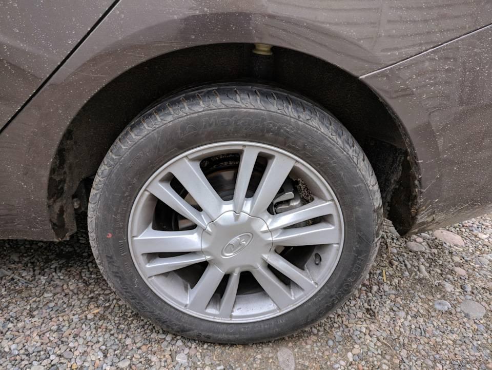 Дюйм имеет значение: «убьют» ли подвеску lada vesta колёса на 17»