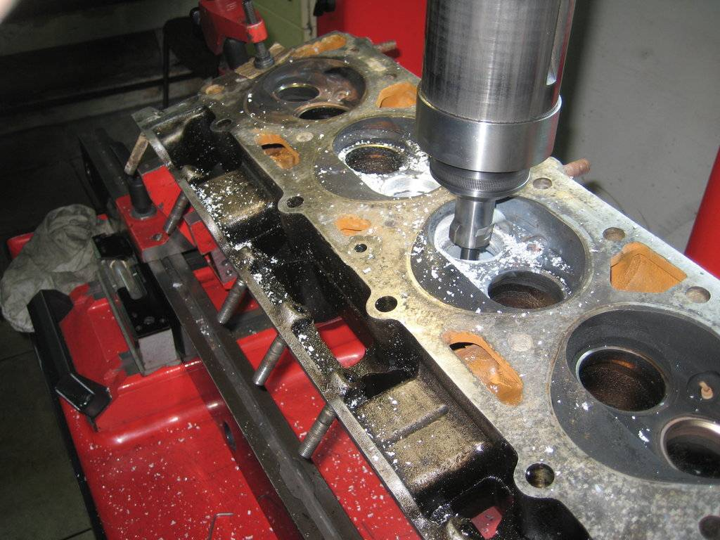 Ремонт блока и гильз цилиндров двигателя
