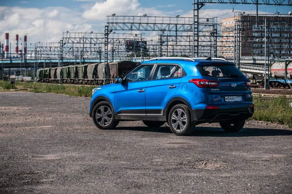 Самый народный кроссовер в России: обзор Hyundai Creta