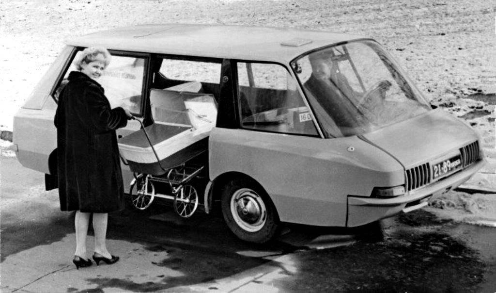 Автомобили, о которых совсем забыли