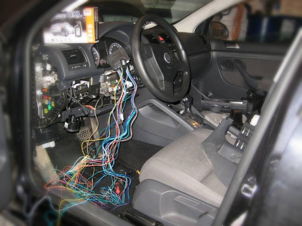 Как отключить сигнализацию аллигатор на машине без брелка и кнопкой