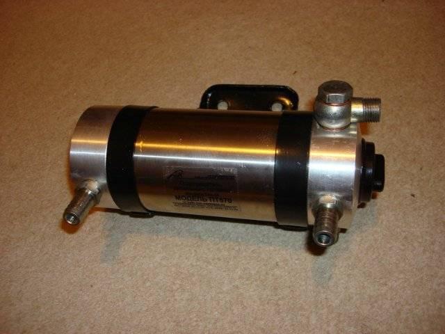 Подогреватель топлива для дизельного двигателя 12 и 24в
