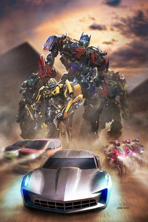 Камаро из трансформеров 4. трансформируюсь, активация: все автомобили из «трансформеров. роль в команде