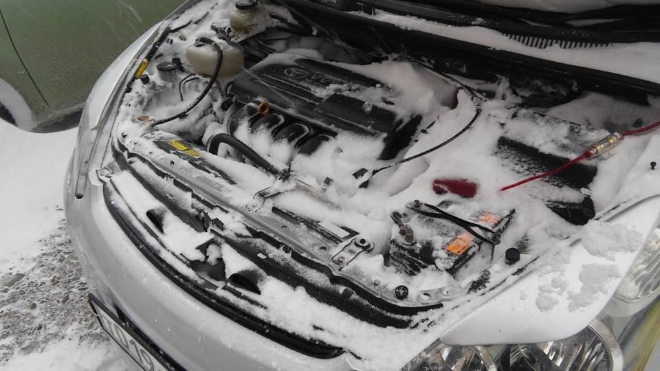 Устройство для запуска дизельного двигателя зимой - авто сфера №76
