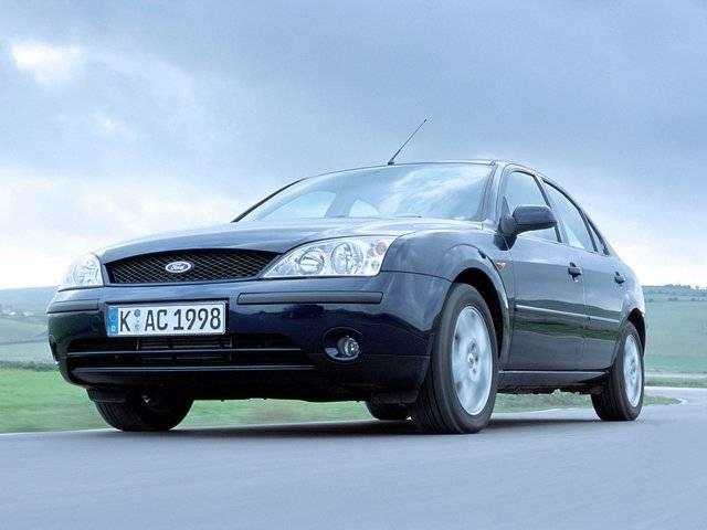 Выбираем ford mondeo iii с пробегом   motormania