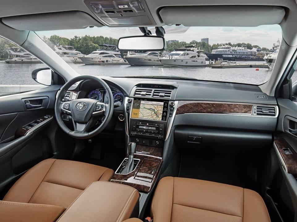 Какой класс автомобиля тойота камри 2021 и предыдущих комплектаций.