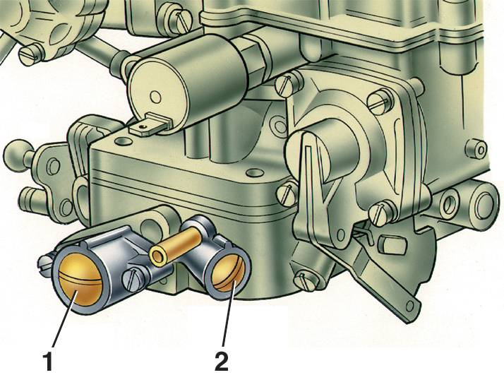 Как настроить карбюратор ваз 2106-2107