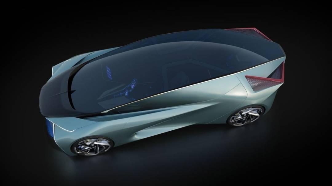 Tokyo motor show 2019: lexus представил прототип автомобиля будущего