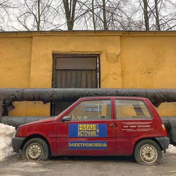 Ладья под напряжением: ссср тоже производил электромобили - zahav.ru автомир