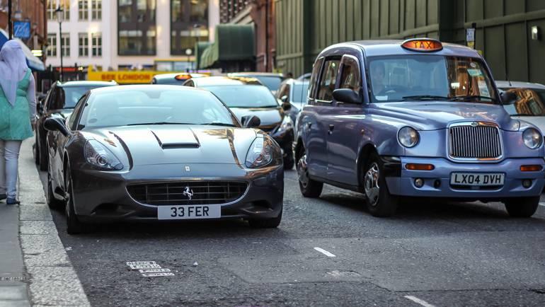 Какие автомобили выпускают в великобритании