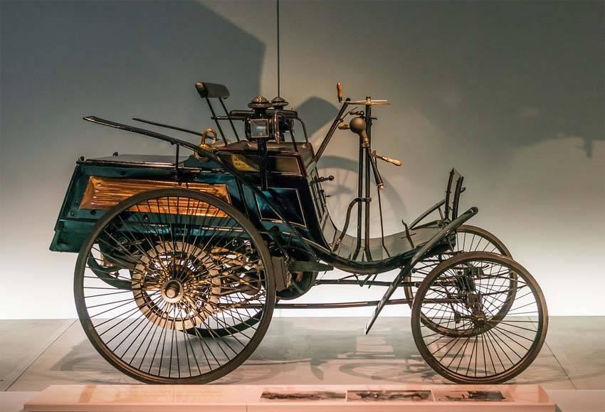 Все самые важные изобретения в истории автомобилестроения