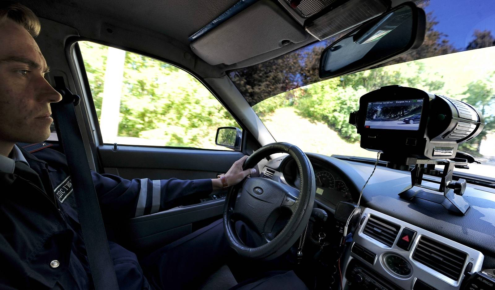 Власти будут следить за каждым водителем